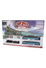 Bachmann North Pole Express HO Scale Train Set