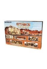 Bachmann Strike Force HO Scale Train Set