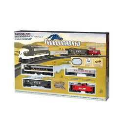 Bachmann Thoroughbred HO Scale Train Set