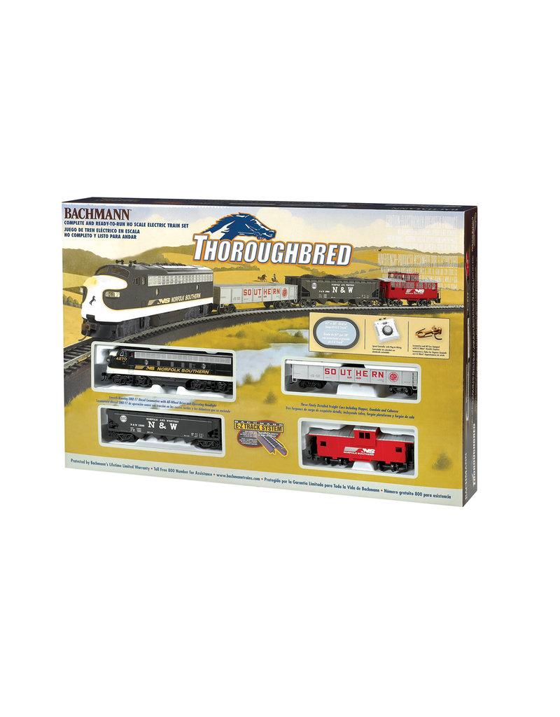 Bachmann Thoroughbred HO Scale Train Set