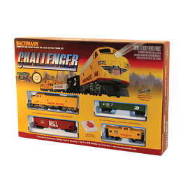 Bachmann Challenger HO Scale Train Set