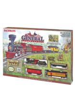 Bachmann The General HO Scale Train Set