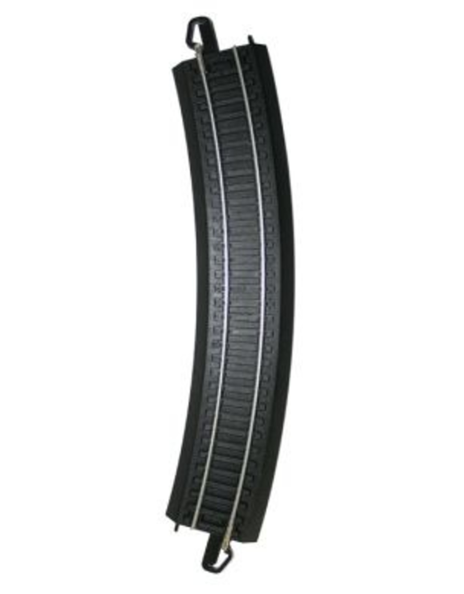 Bachmann 18'' Radius Curved HO Scale EZ Track