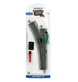 Bachmann Remote Turnout Left HO Scale EZ Track