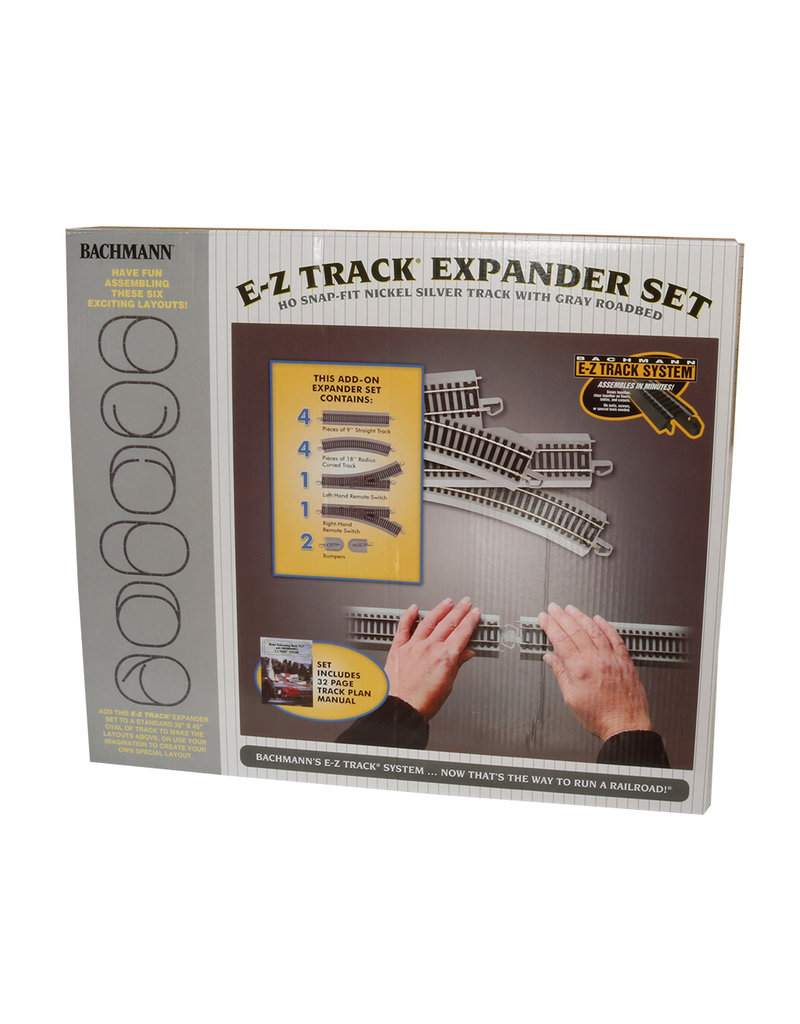 Bachmann Layout Expander HO Scale EZ Track