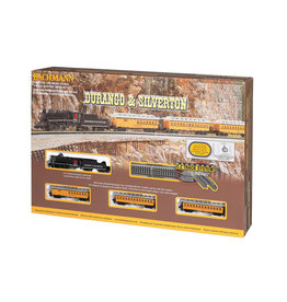 Bachmann Durango & Silverton RTR N Scale Train Set