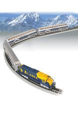 Bachmann McKinley Explorer N Scale Train Set