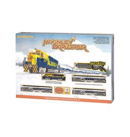 Bachmann McKinley Explorer RTR N Scale Train Set