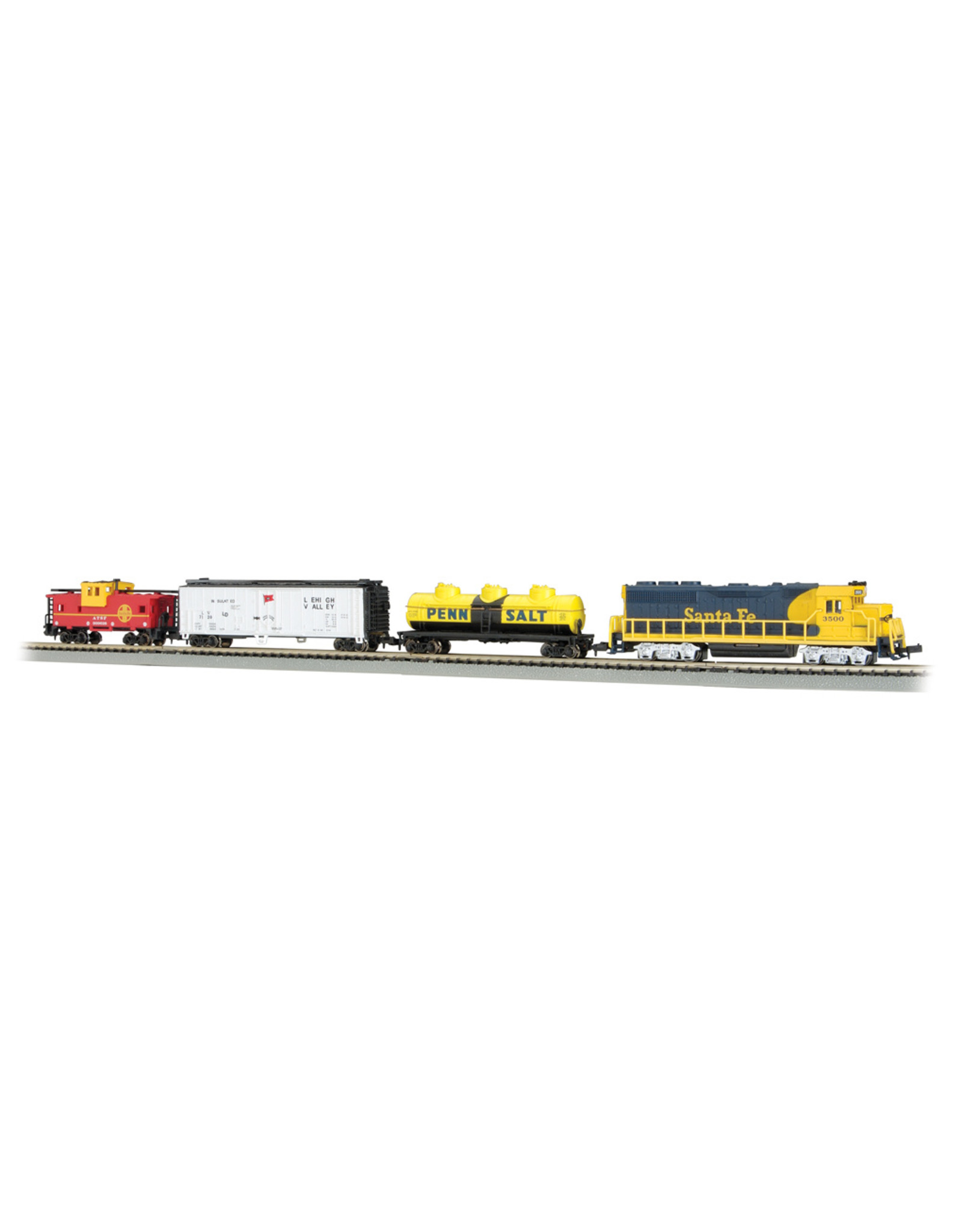 Bachmann Thunder Valley RTR N Scale Train Set