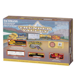 Bachmann Thunder Valley N Scale Train Set