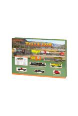 Bachmann Trailblazer N Scale Train Set