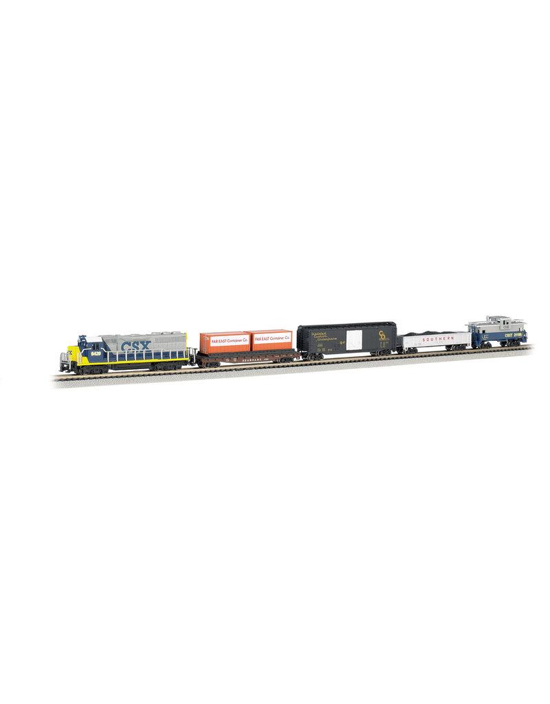 Bachmann Freightmaster N Scale Train Set