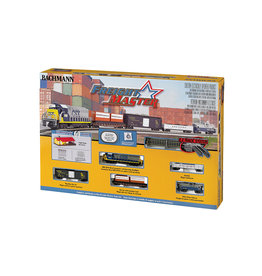 Bachmann Freightmaster N Scale Train Set