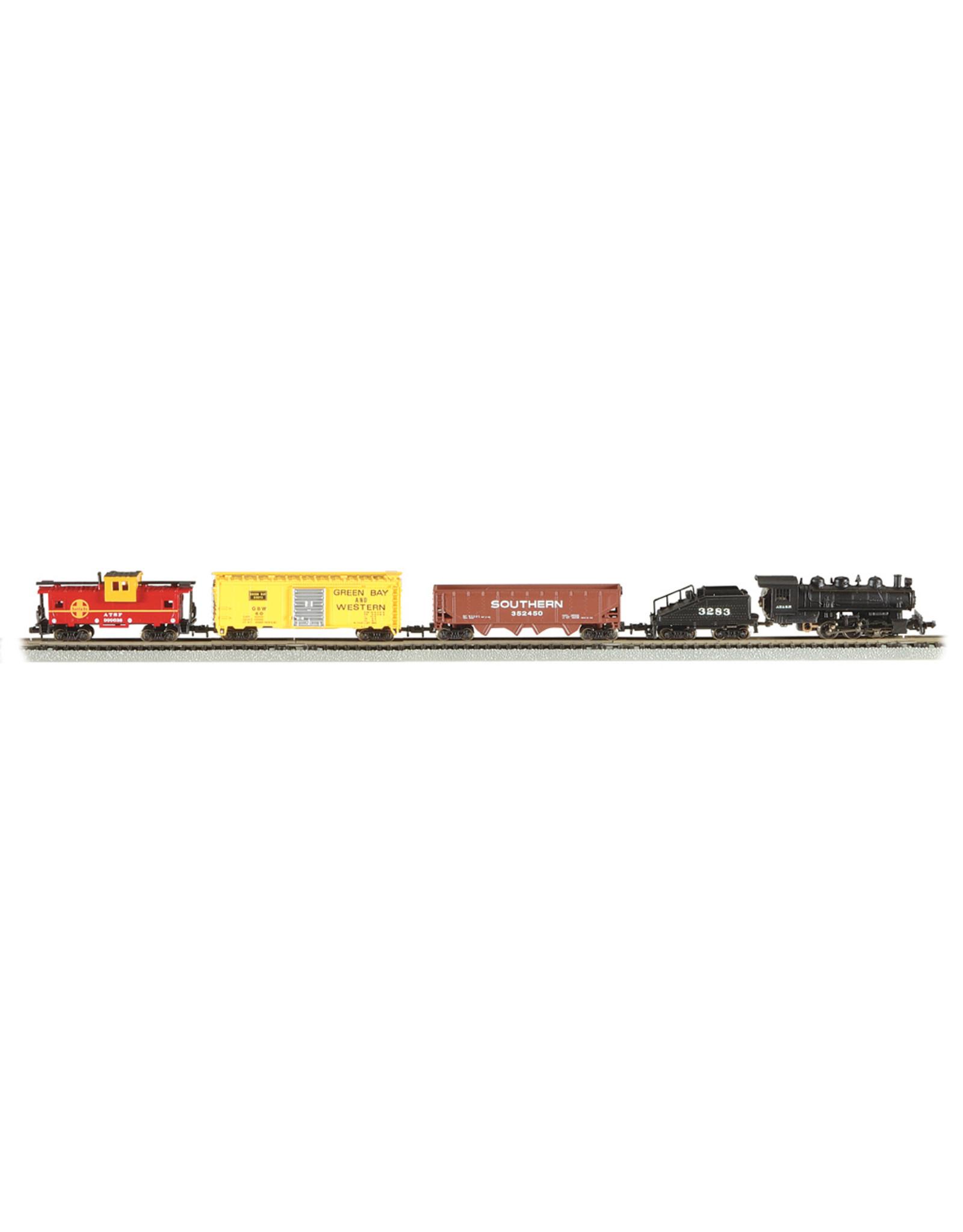Bachmann Yard Boss RTR N Scale Train Set