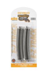 "Bachmann 19"" Radius Curved N Scale EZ Track"