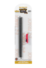 """Bachmann 10"""" Straight with Under-Track Terminal N Scale EZ Track"""