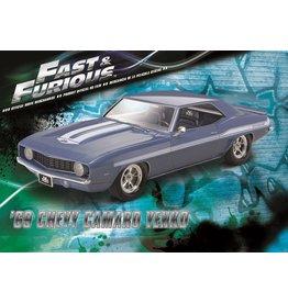 Revell 4314 - '69 Chevy Camaro Yenko 1/25