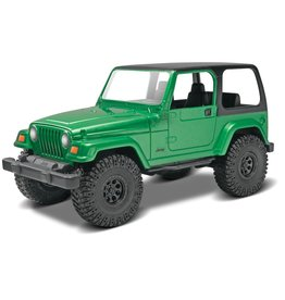 Revell 1695 - Jeep Wrangler Rubicon 1/25