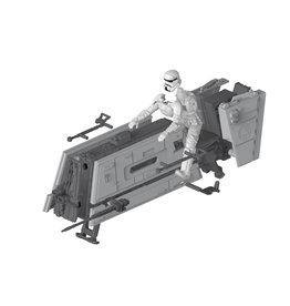 Revell 1676 - Star Wars Imperial Patrol Speeder 1/28