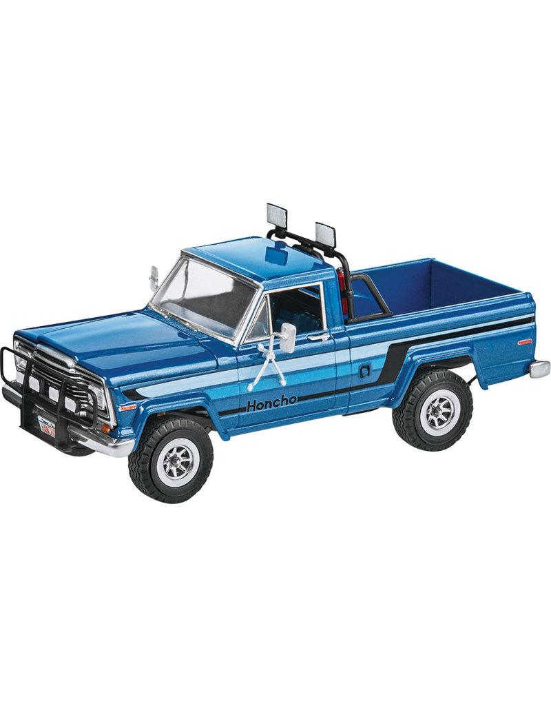 Revell 7224 - '80 Jeep Honcho Ice Patrol 1/25