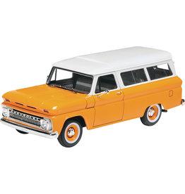 Revell 4409 - '66 Chevy Suburban 1/25