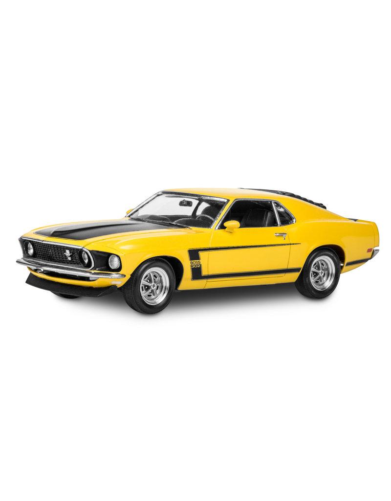 Revell 4313 - '69 Boss 302 Mustang 1/25