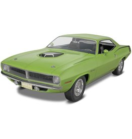 Revell 4268 - '70 Plymouth Hemi Cuda 1/25