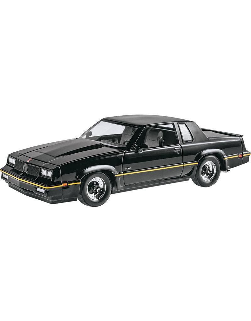 Revell 4446 - '85 Oldsmobile 442/FE3-X 1/25