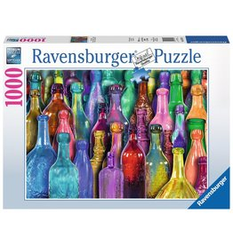 Ravensburger Colorful Bottles - 1000 Piece Puzzle