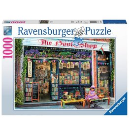 Ravensburger The Bookshop - 1000 Piece Puzzle