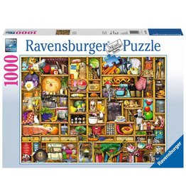 Ravensburger Kitchen Cupboard - 1000 Piece Puzzle