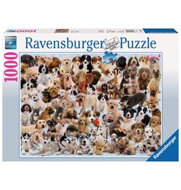 Ravensburger Dogs Galore! - 1000 Piece Puzzle