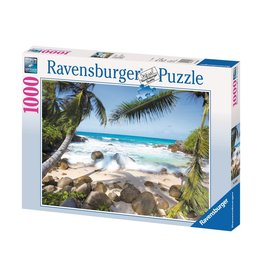 Ravensburger Seaside Beauty - 1000 Piece Puzzle