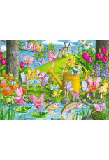 Ravensburger Fairy Playland - 100 Piece XXL Puzzle