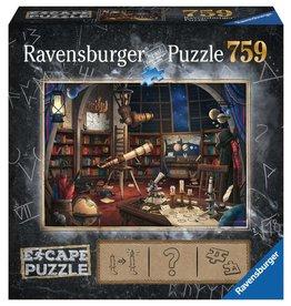 Ravensburger Space Observatory - 759 Piece Escape Puzzle