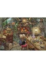 Ravensburger Witch's Kitchen - 759 Piece Escape Puzzle