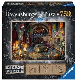 Ravensburger Vampire's Castle - 759 Piece Escape Puzzle