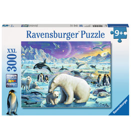 Ravensburger Polar Animals Gathering - 300 Piece XXL Puzzle
