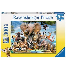 Ravensburger African Friends - 300 Piece XXL Puzzle
