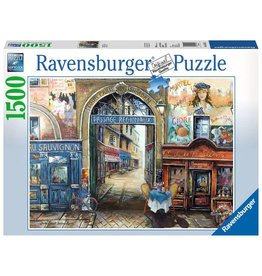 Ravensburger Passage to Paris - 1500 Piece Puzzle