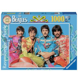 Ravensburger Beatles: Sgt. Pepper - 1000 Piece Puzzle