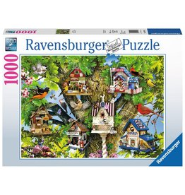 Ravensburger Bird Village - 1000 Piece Puzzle