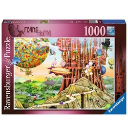 Ravensburger Flying Home - 1000 Piece Puzzle