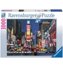 Ravensburger Times Square, NYC - 1000 Piece Puzzle