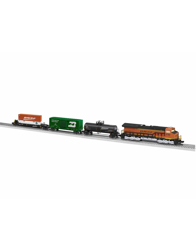 Lionel BNSF Tier 4 LionChief Set