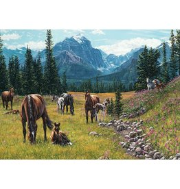 Cobble Hill Horse Meadow - 1000 Piece Puzzle