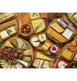 Cobble Hill More Cheese Please - 1000 Piece Puzzle
