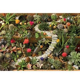 Cobble Hill Succulent Garden - 1000 Piece Puzzle