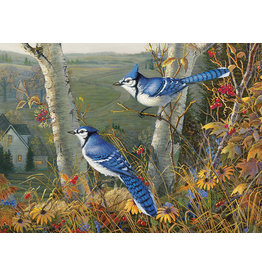 Cobble Hill Blue Jays - 1000 Piece Puzzle
