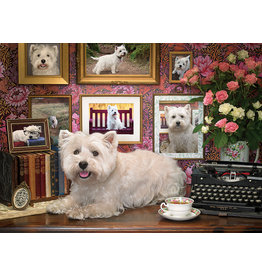 Cobble Hill Westies Are My Type - 1000 Piece Puzzle